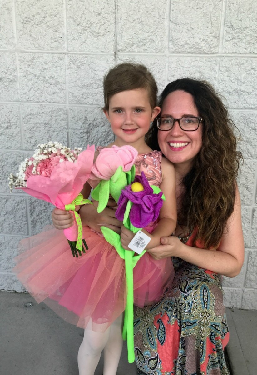 mommy and me dance recital