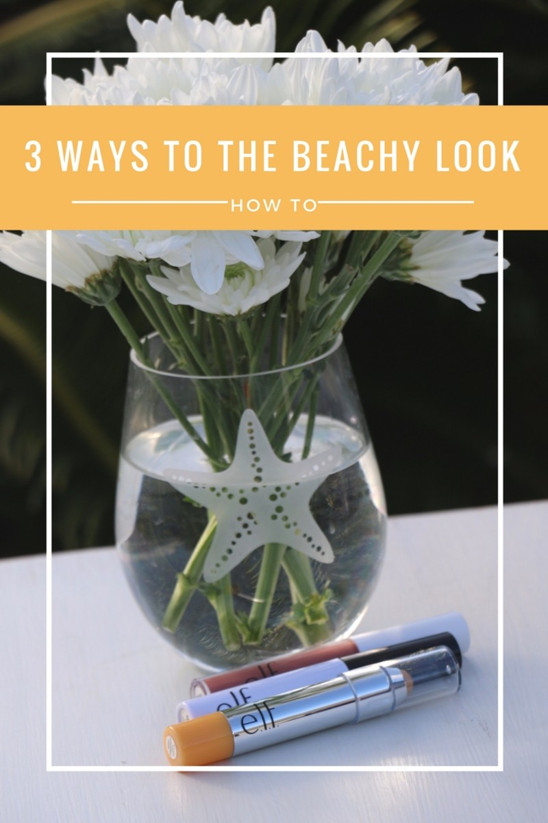 3 Ways to the Beachy look