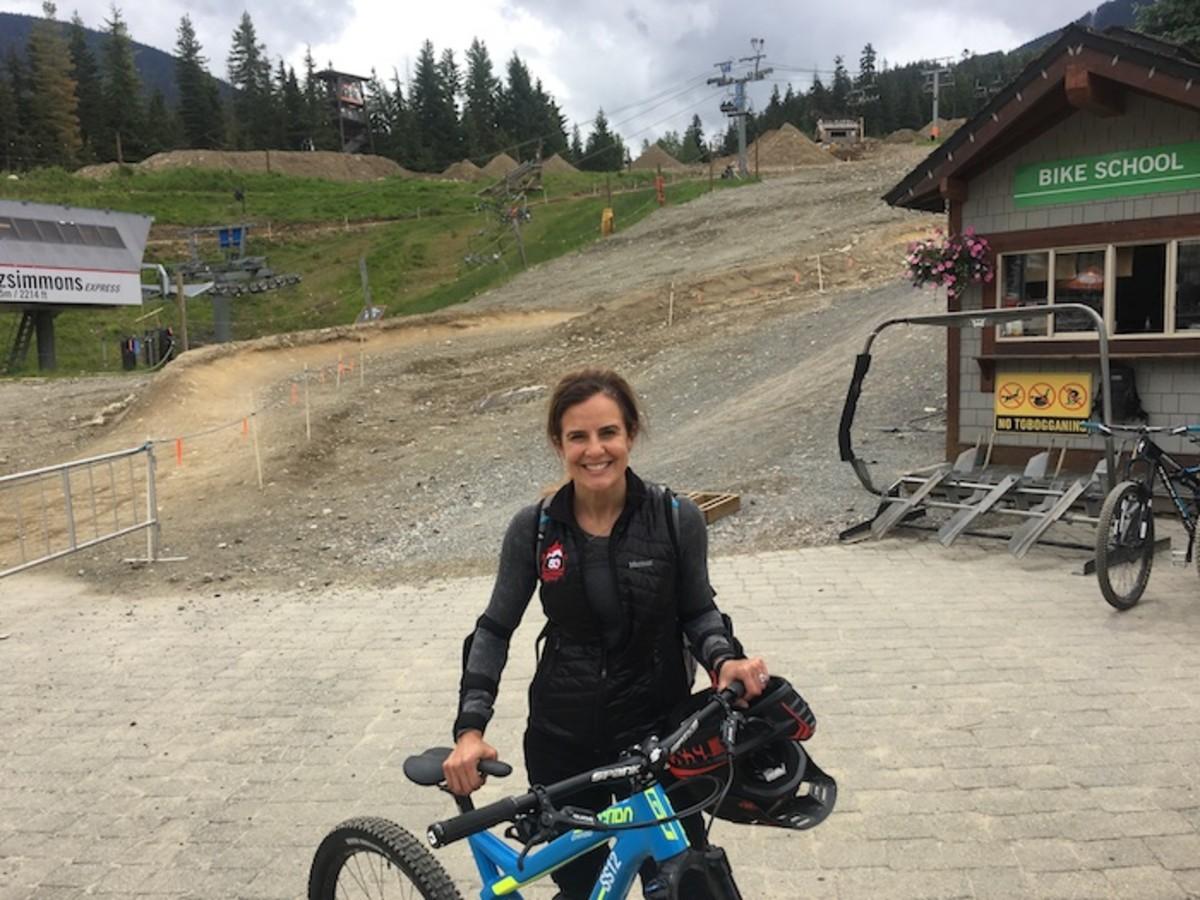Bike park 101 Whistler