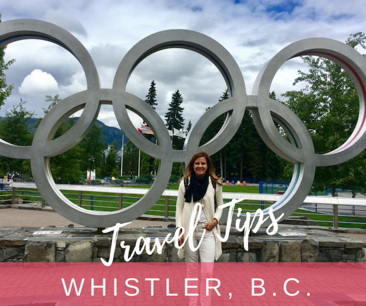 Things to Try in Whistler this Summer