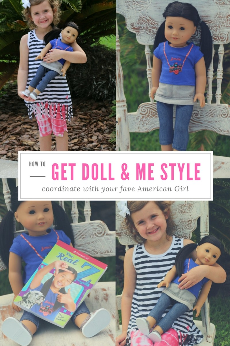 doll and me style