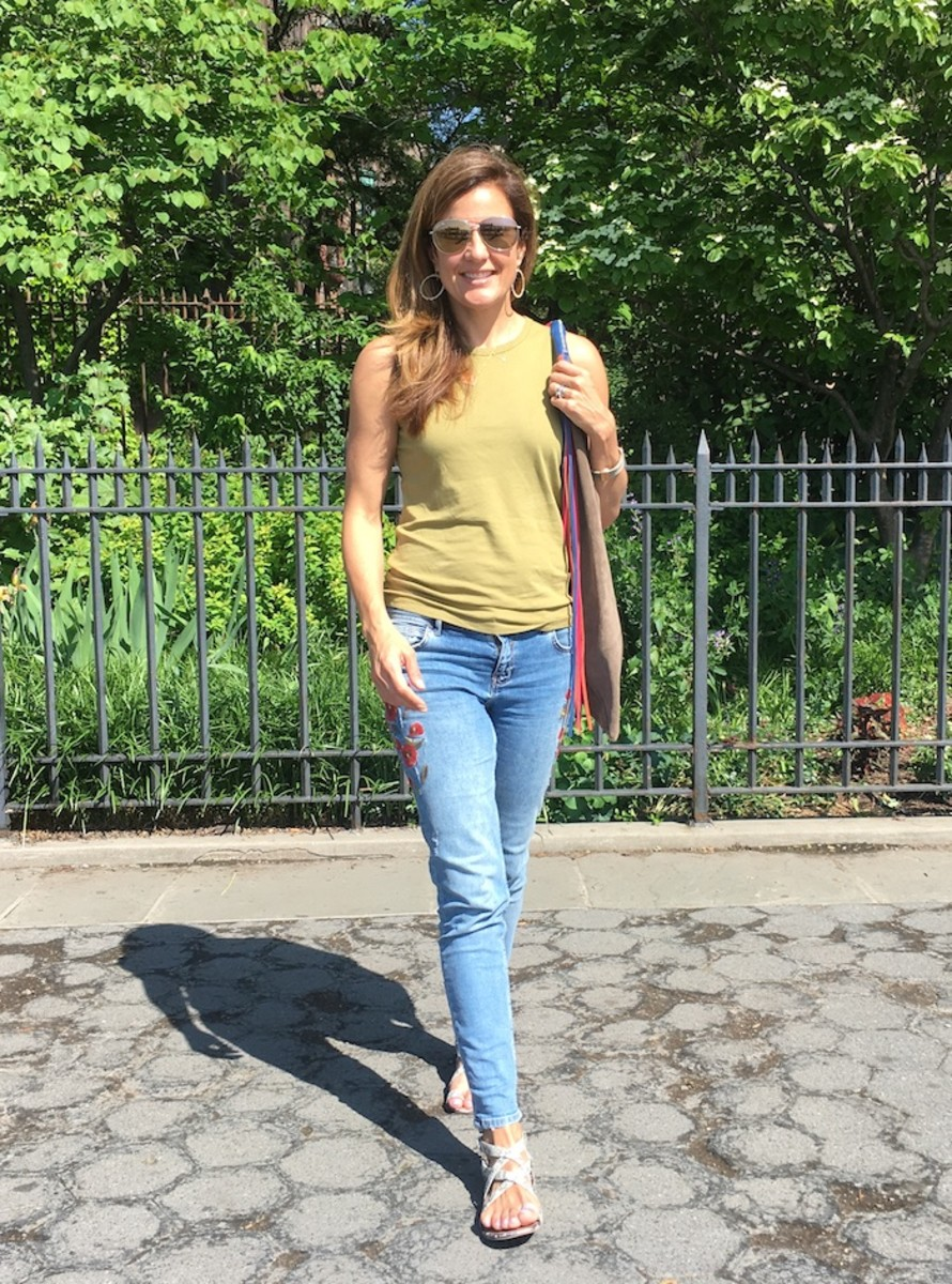 Summer Style for Moms