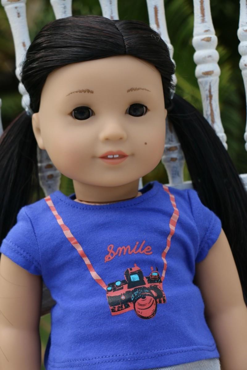 z yang doll