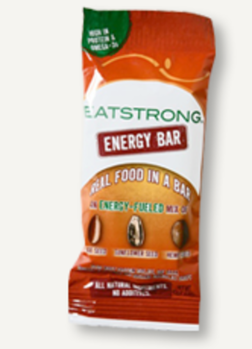 EatStrong Energy Bar