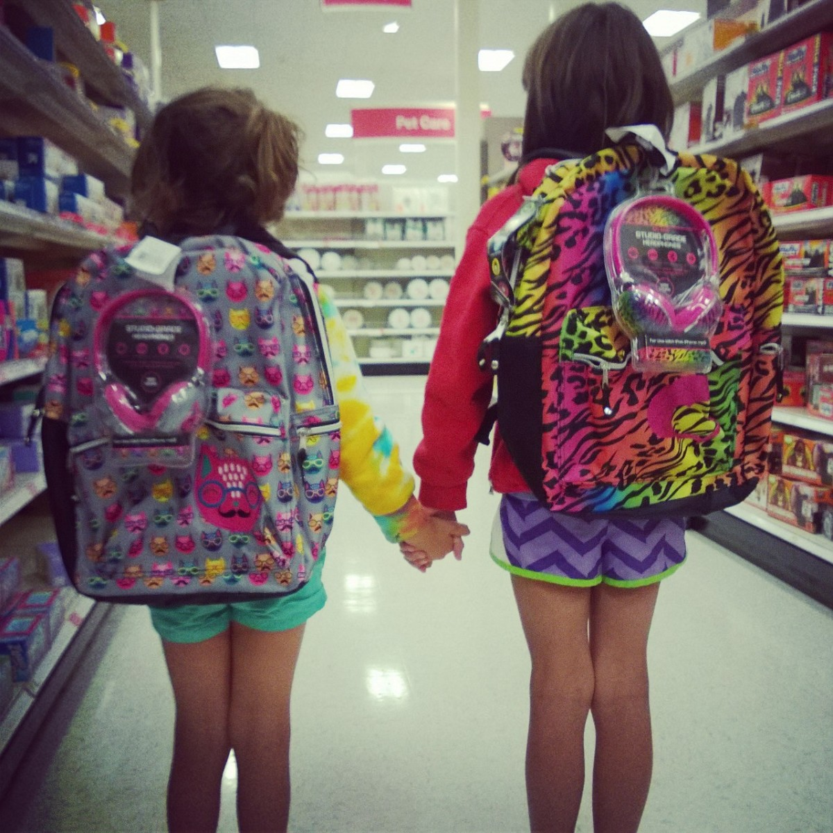 backpacks in target