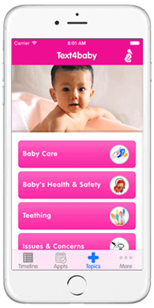 Text4Baby Messages