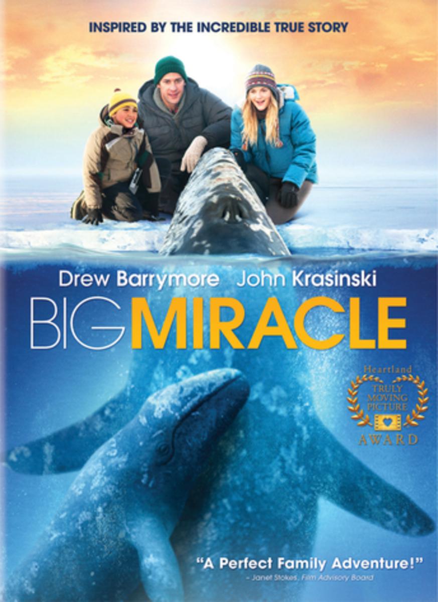 Drew Barrymore Big Miracle