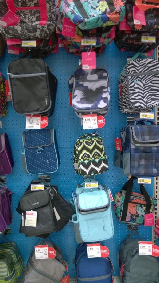Target Backpacks