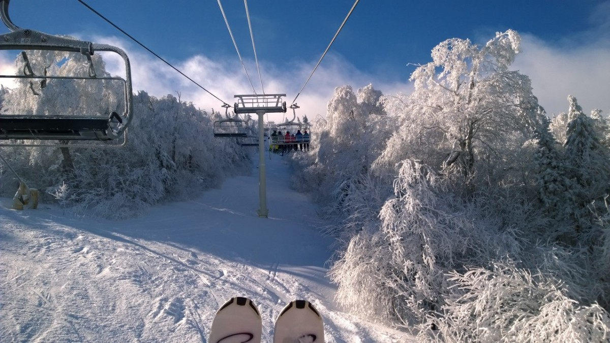 stratton mountain ursa lift, ski moms, ski stratton