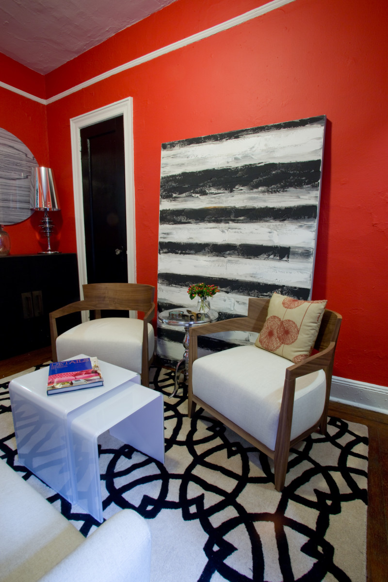 Secrets of a nyc apartment makeover with haute look and for Flash sale sites for home