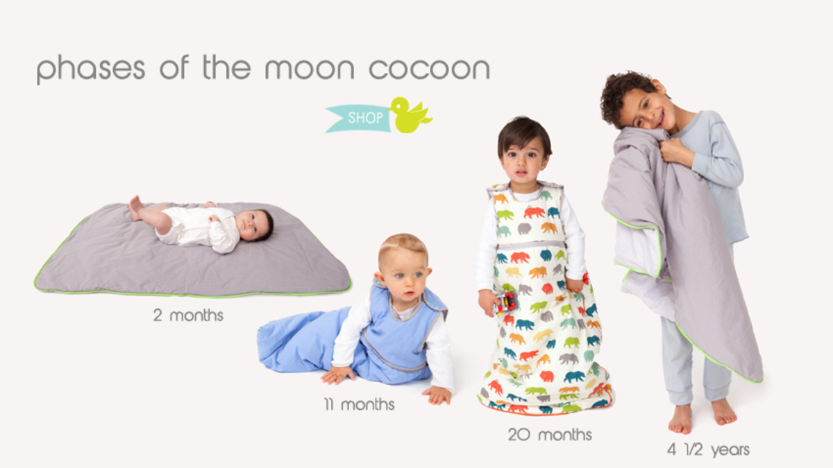 phases of moon cocoon