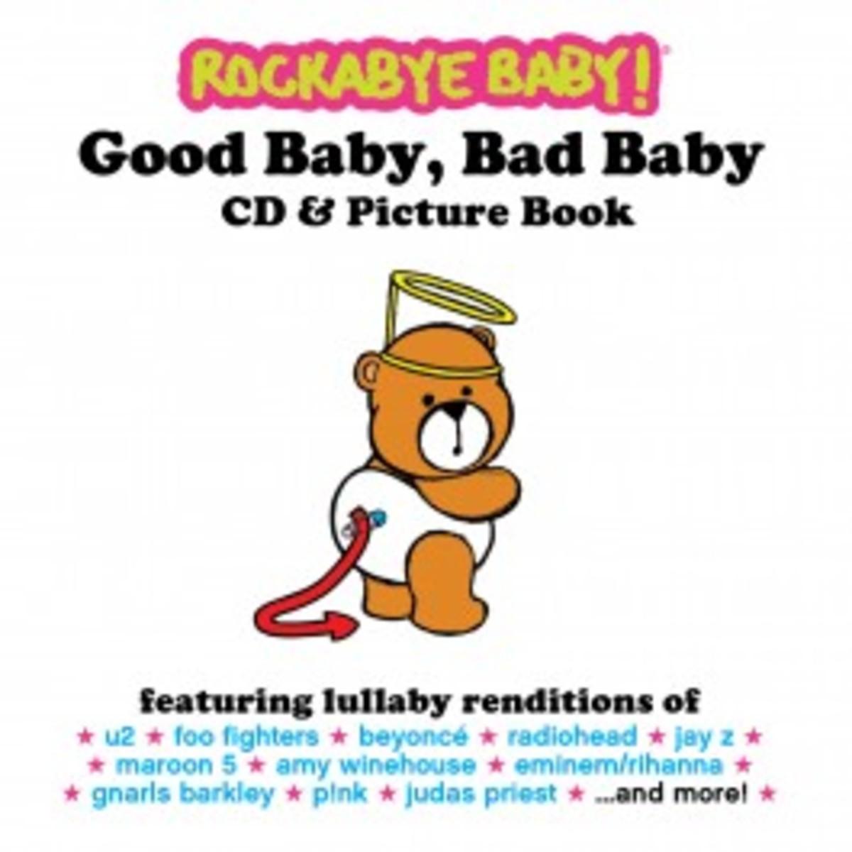 Rockabye Baby CD