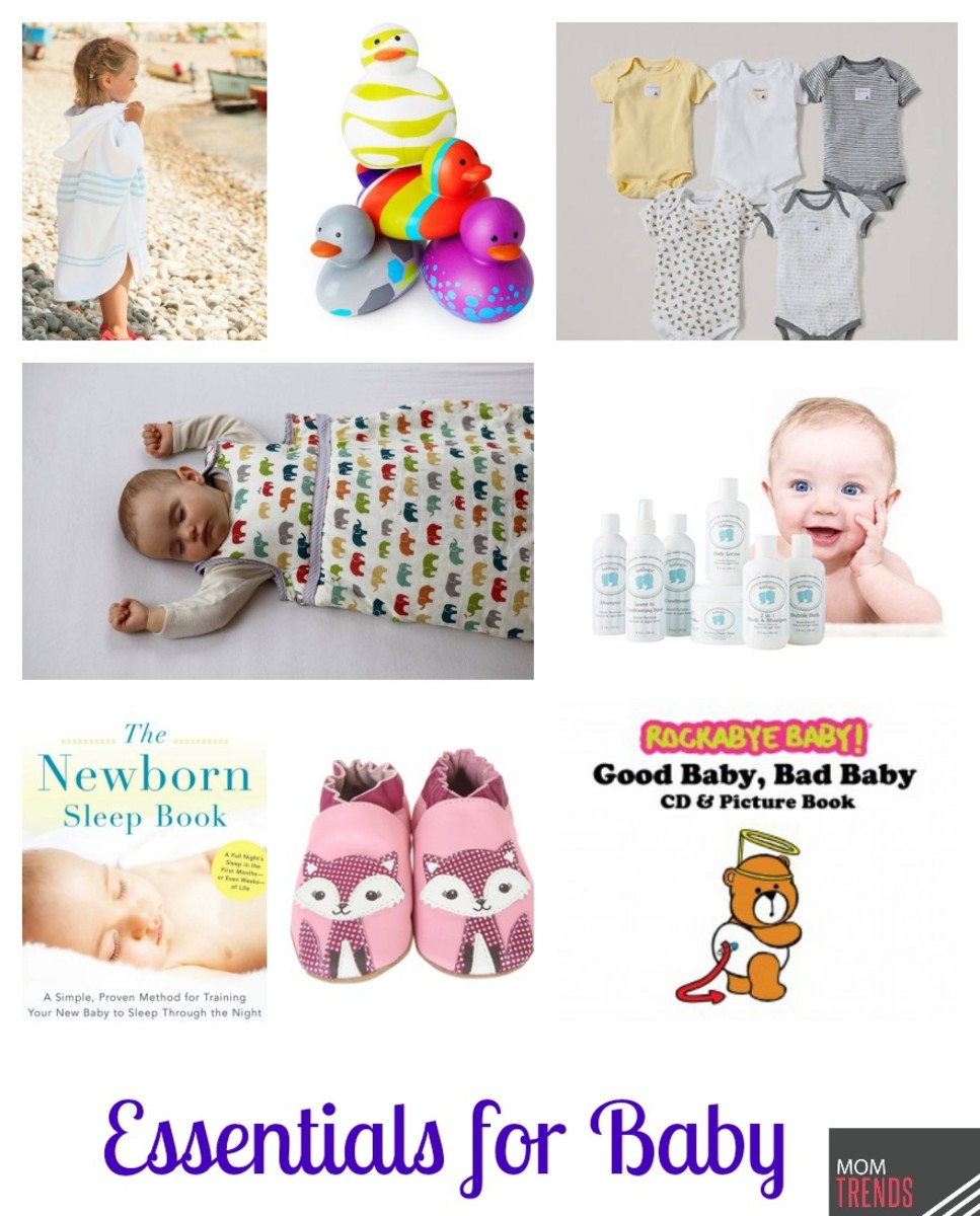 Essentials for Baby