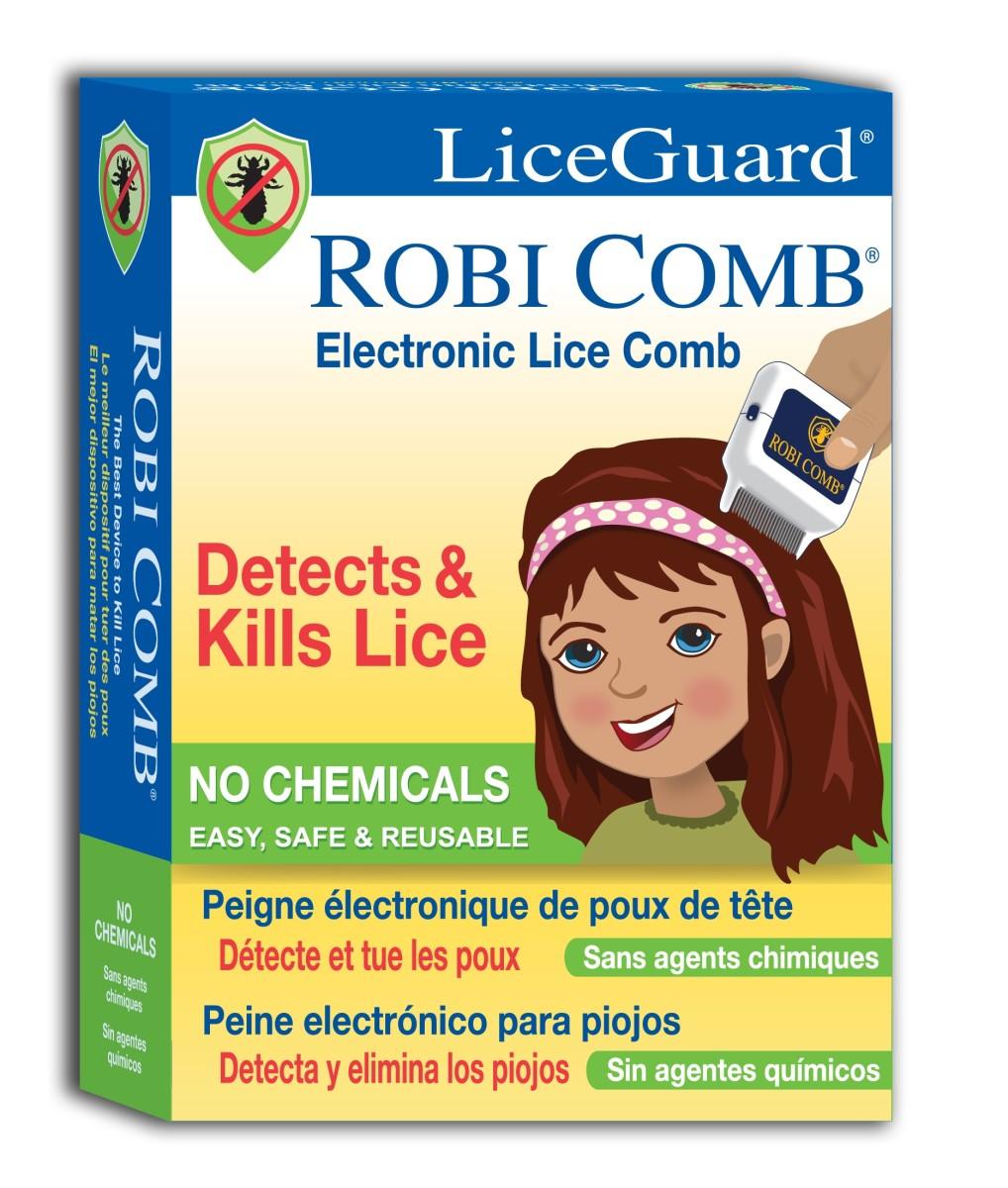 lice LG Robi Comb
