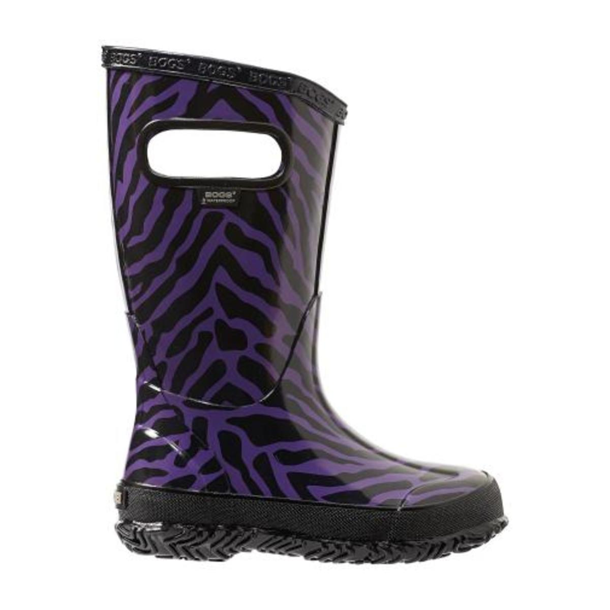 Back-to-School Rainboots