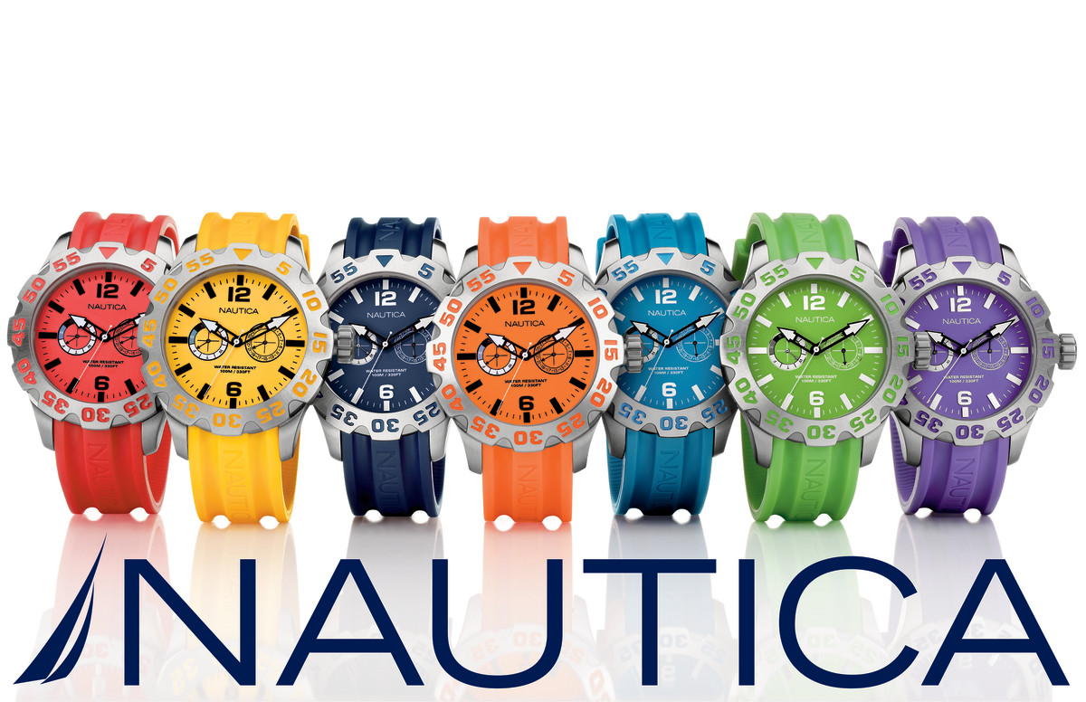 the bright and bold colors command attention to these fashion forward sport watches - Color Watches