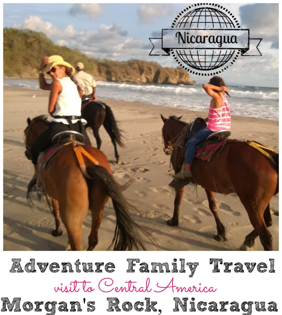 morgan's rock review, nicaragua,family travel nicaragua