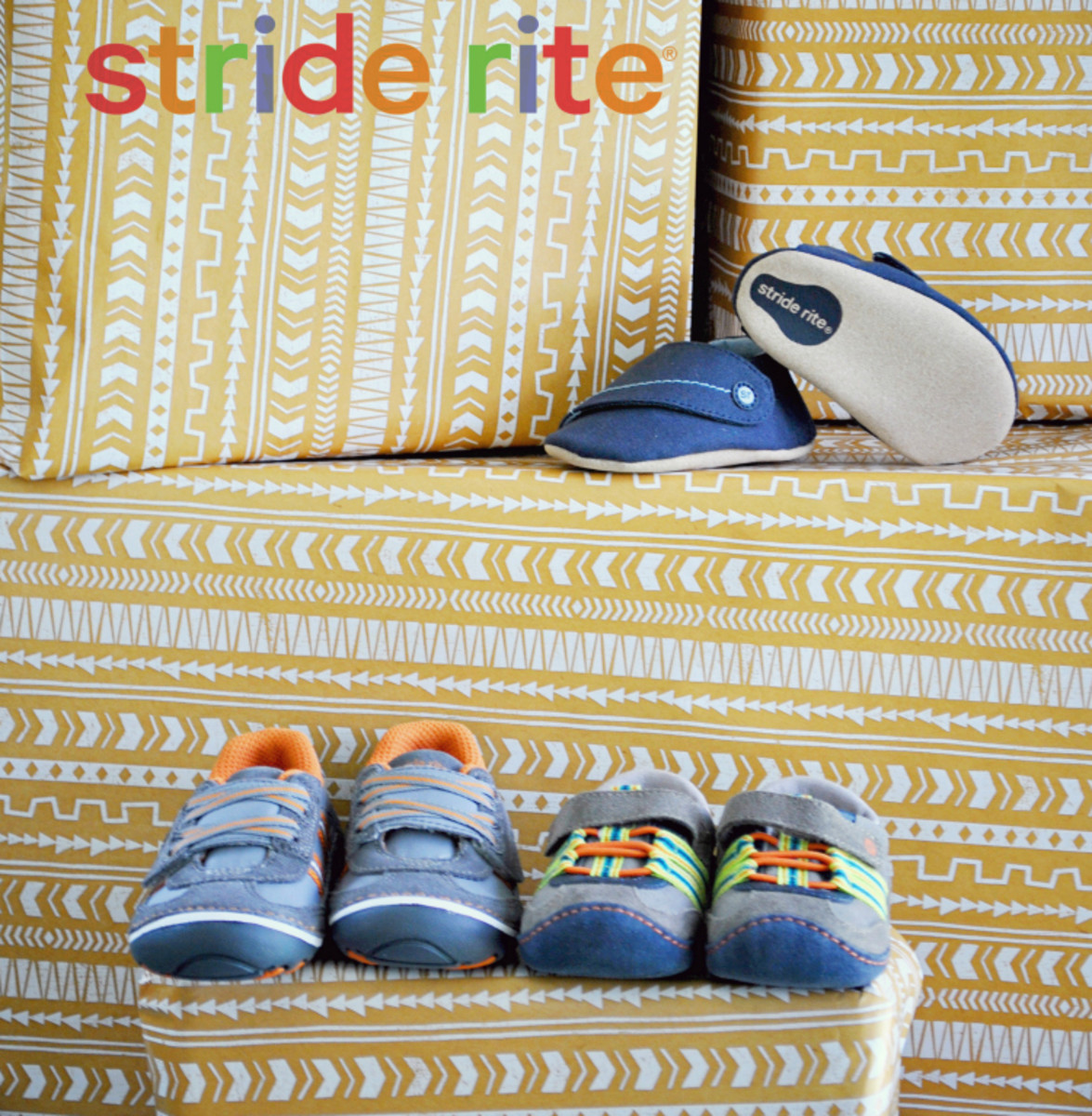 Stride Rite Baby Showers
