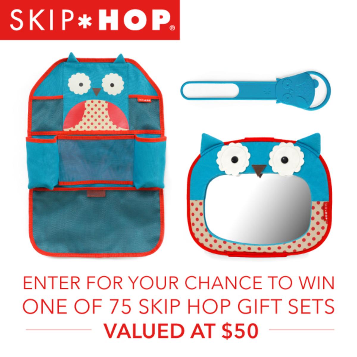 Skip Hop Facebook Contest