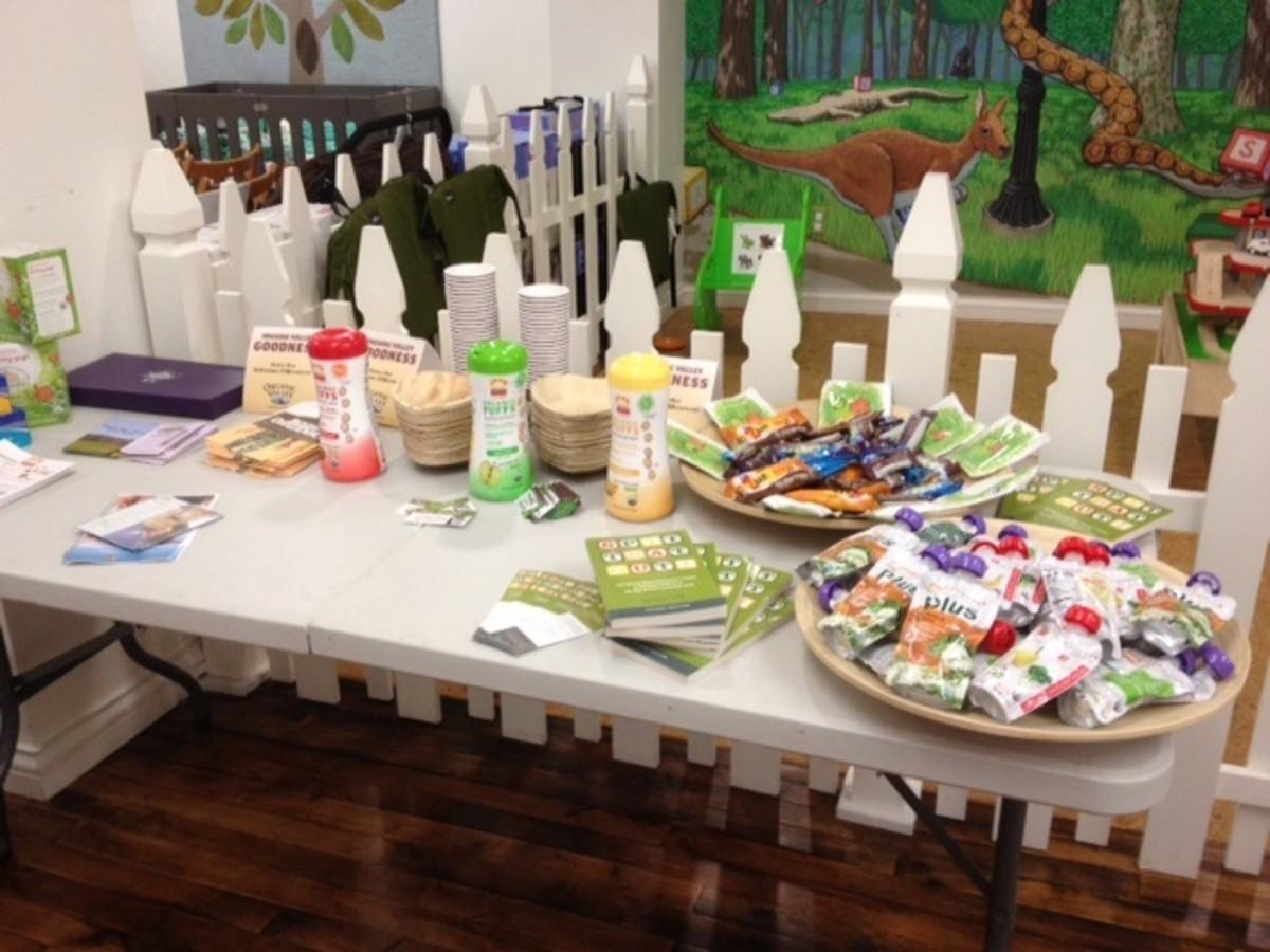 Healthy Snack from HCHW sponsors