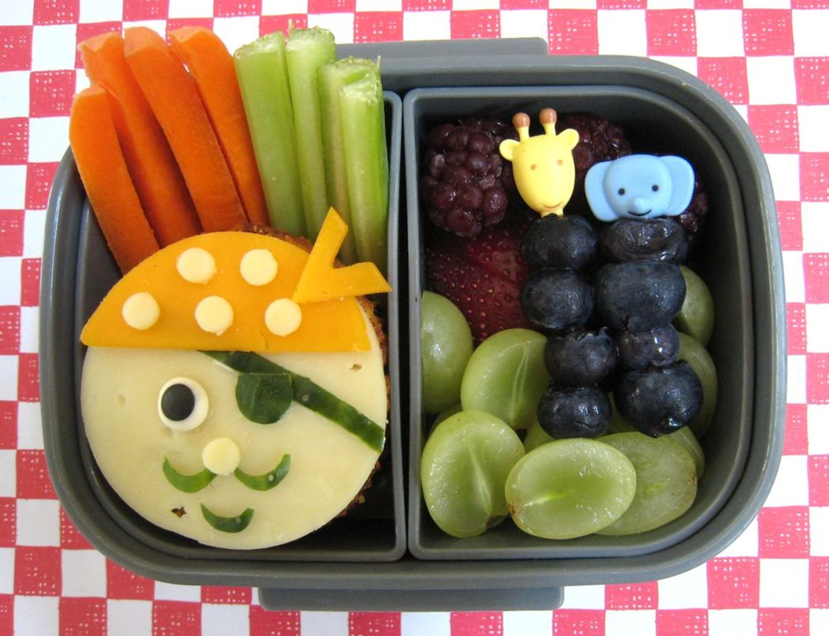 Toddler Lunch Ideas. New ideas for sandwiches, wraps, mini-pizzas and more tasty lunch recipes for kids. Tags: Surprise your little scholar by tucking a love note into her lunch box so she knows you're thinking about her even though you're far away. And you'll know that every day at p.m.