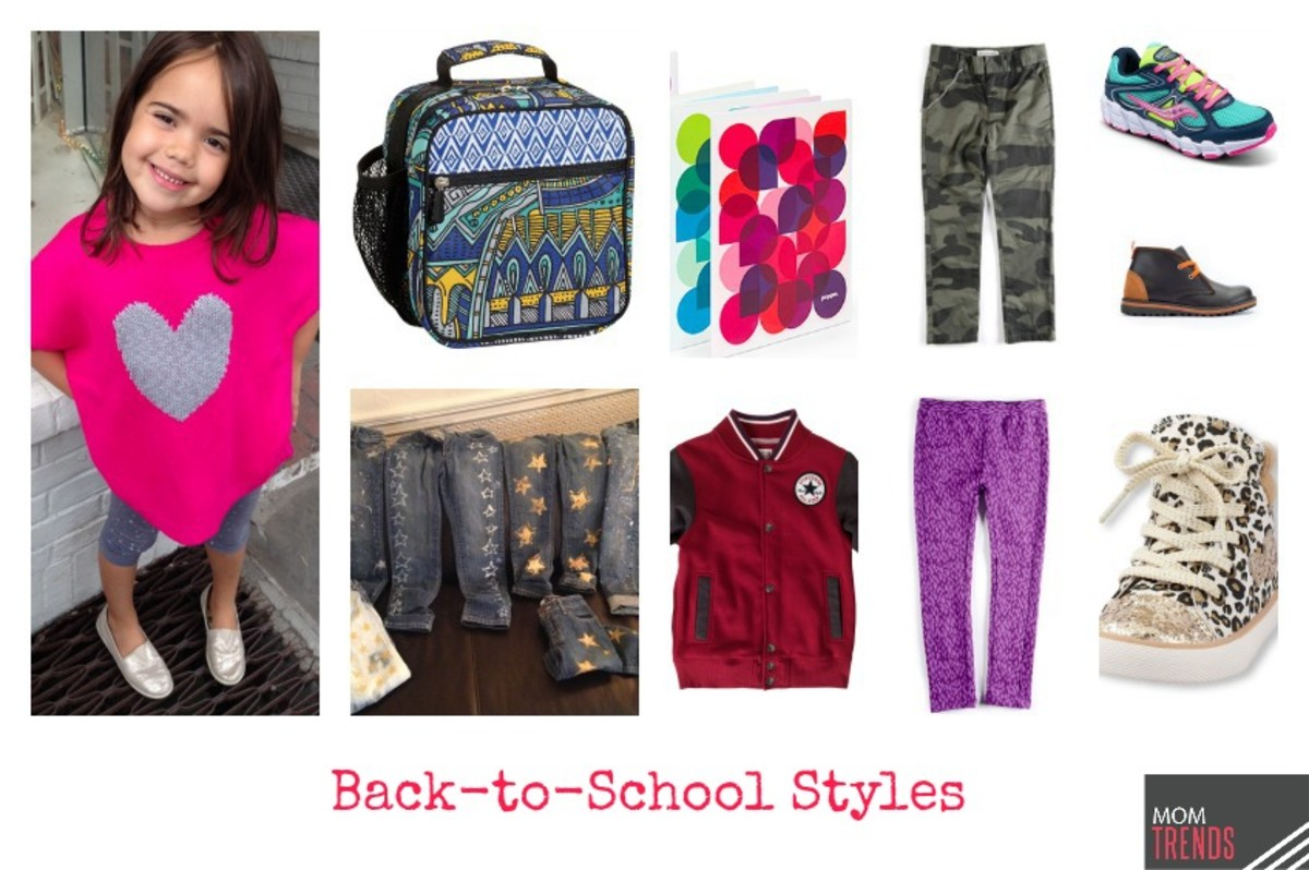 Back to School Styles