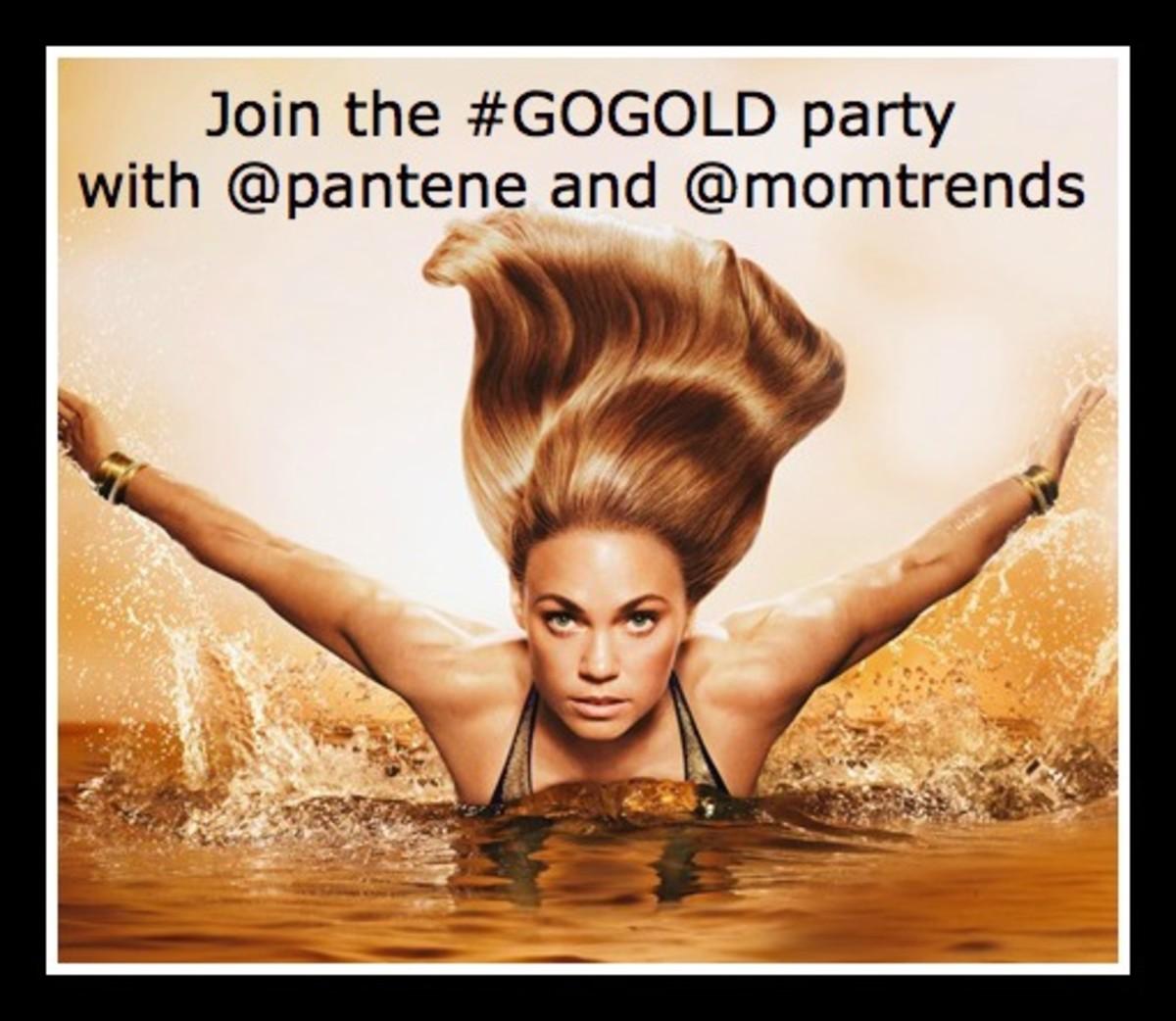 @pantene tweet chat