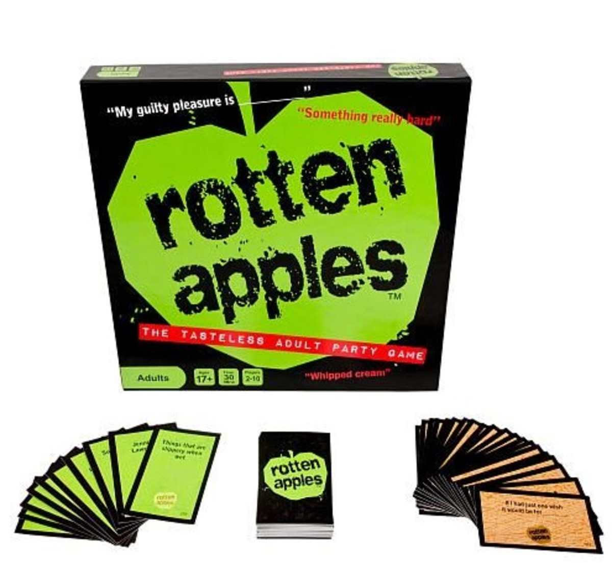Rotten Apples game