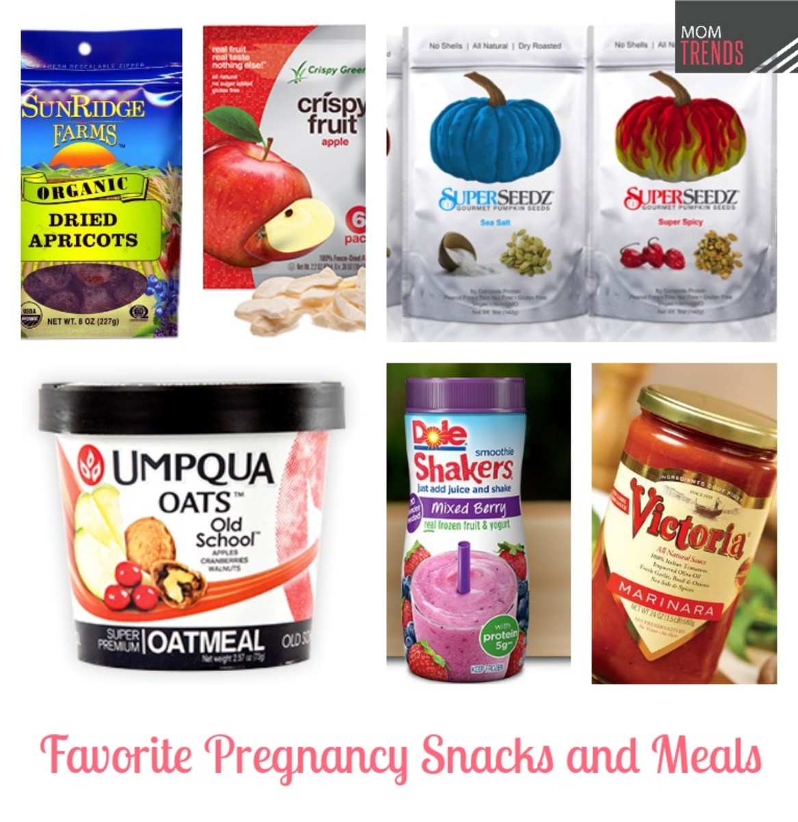 Pregnancy Snacks and Meals