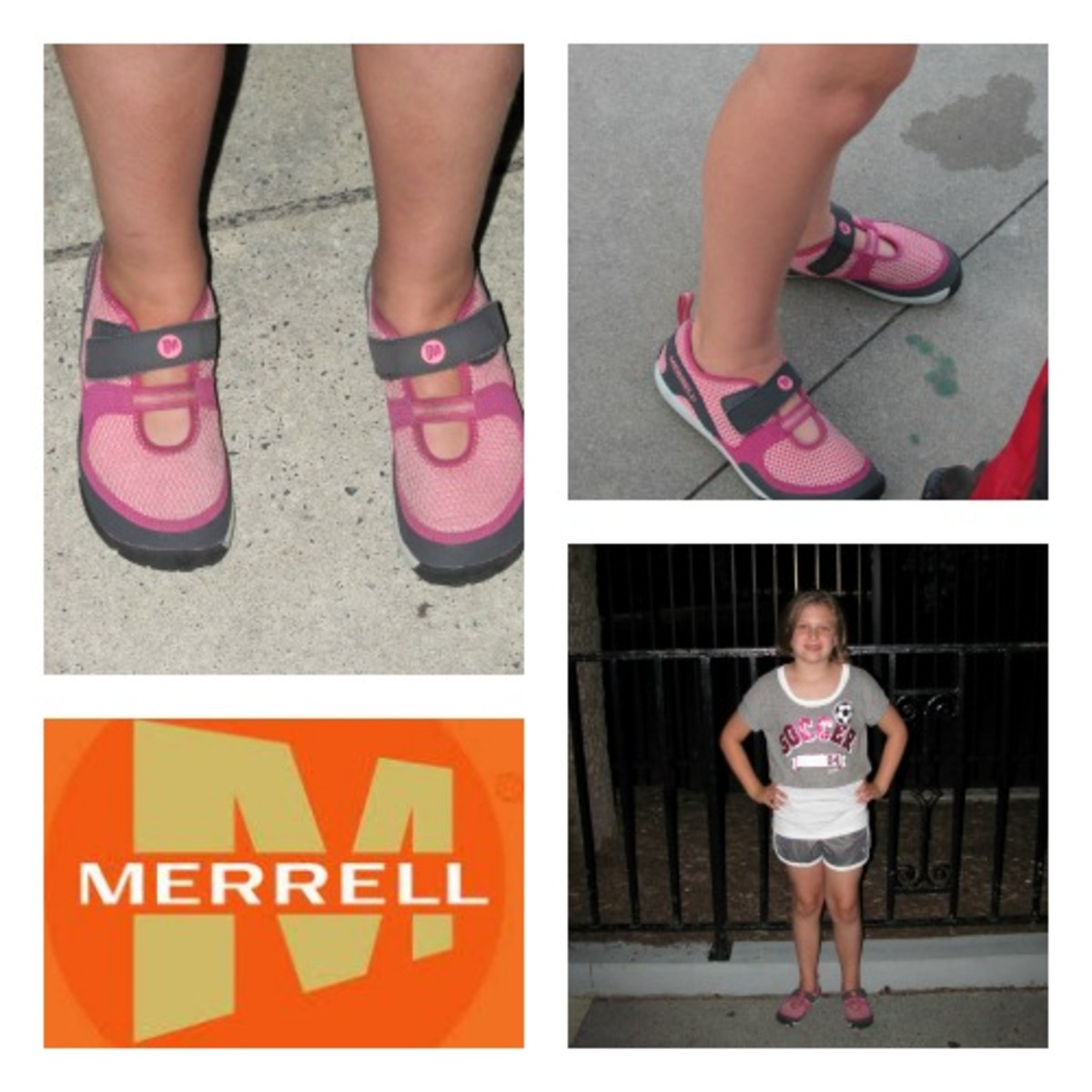 Merrell Collage