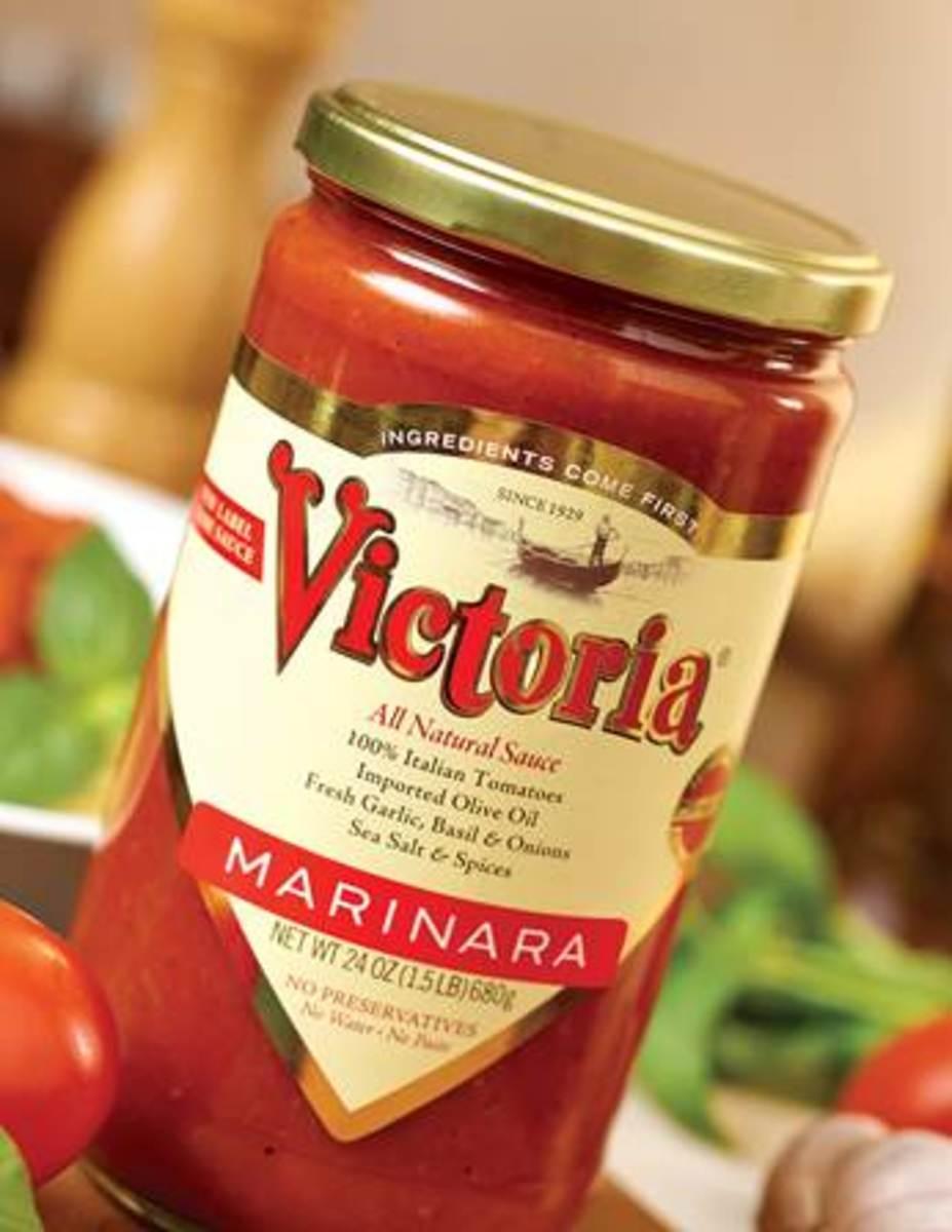Victoria Sauces