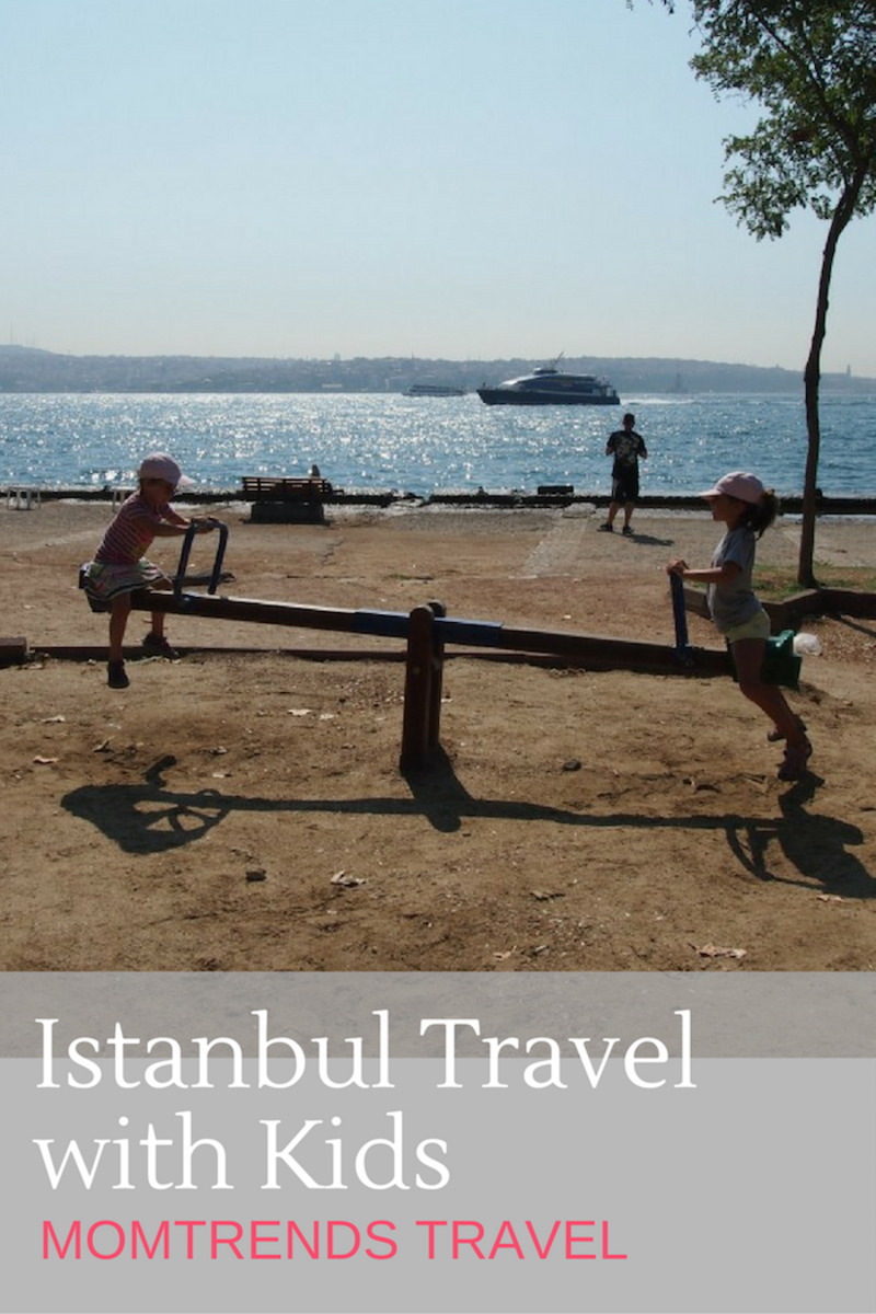 Istanbul Travel with Kids