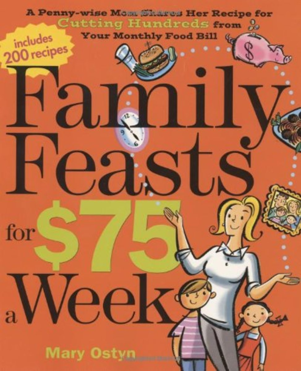 family feasts cookbook