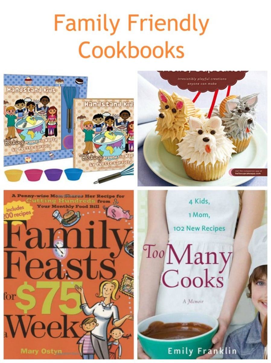 Family Friendly Cookbooks