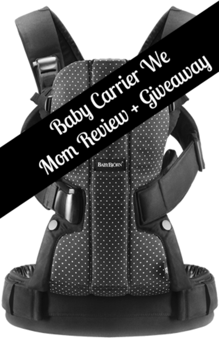 Baby Bjorn Carrier We