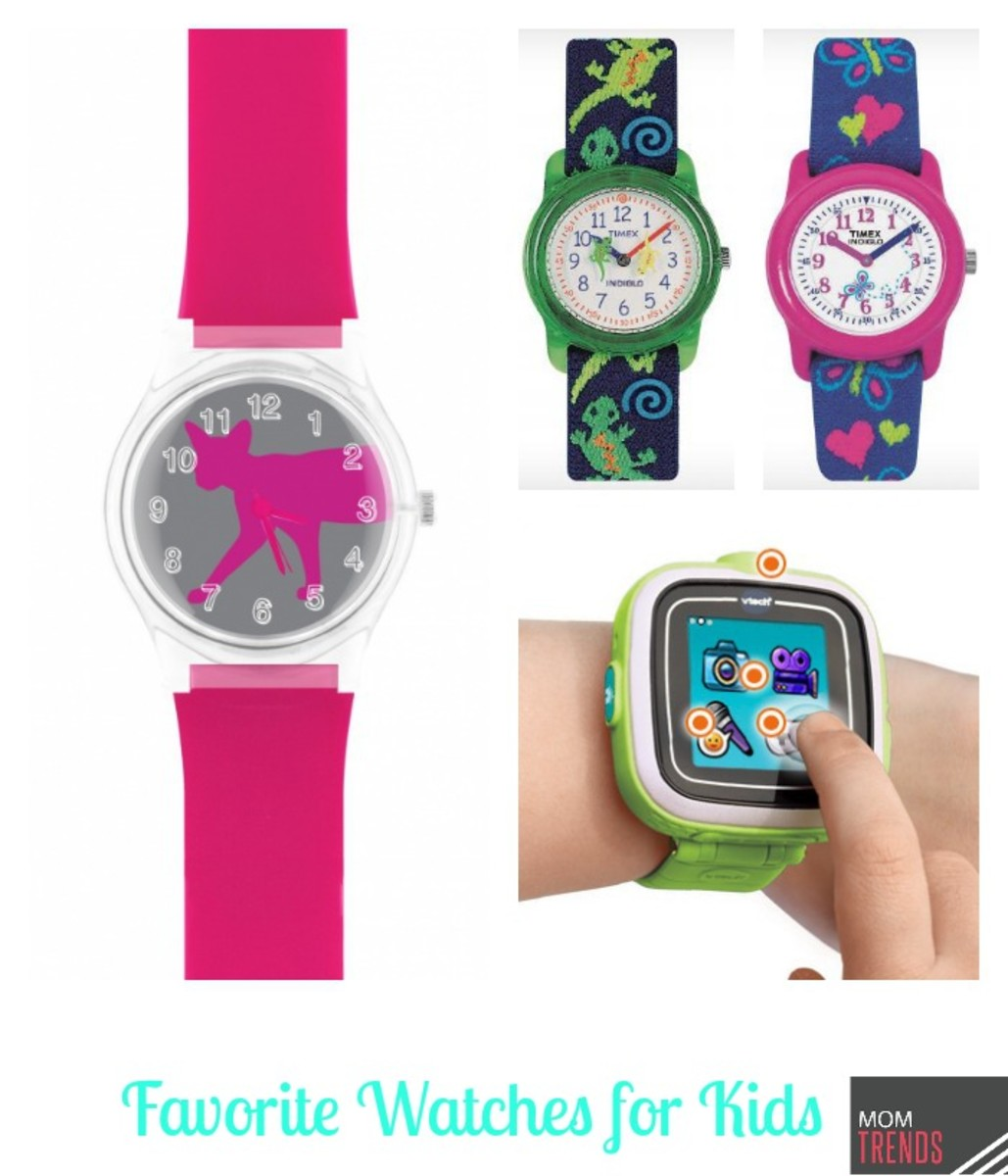 Favorite Watches for Kids