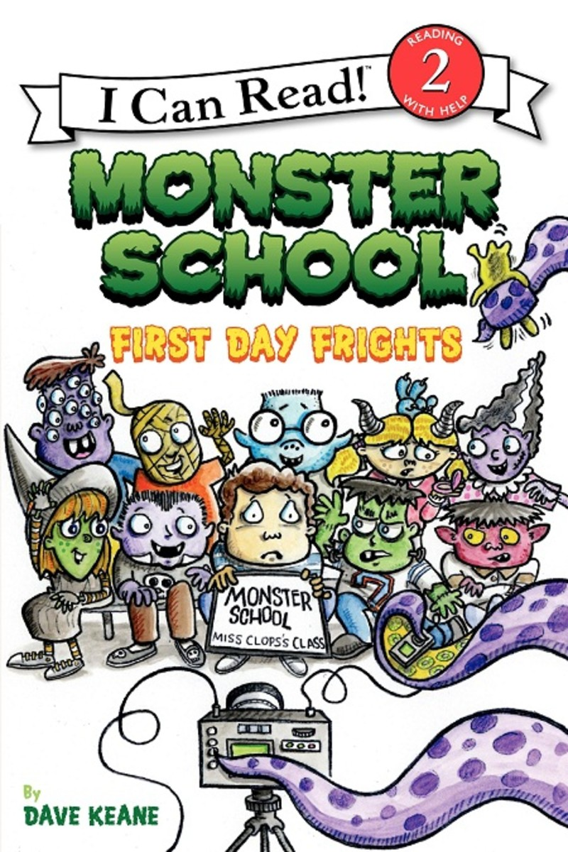 Monster School First Day Frights