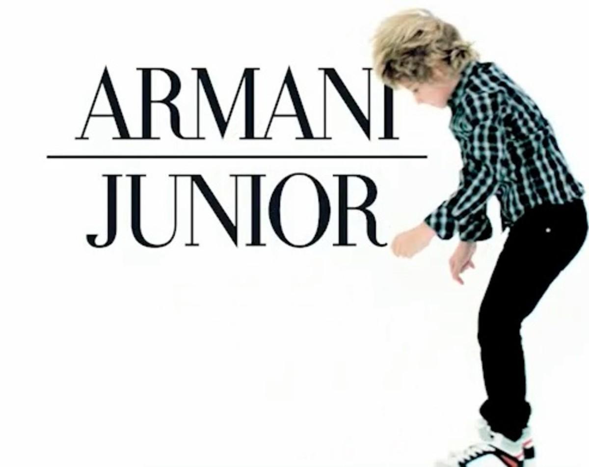 armani jr
