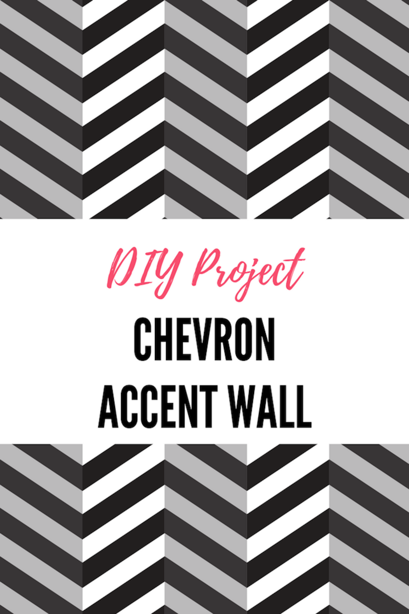 How-To Create a Chevron Wall: Design ideas