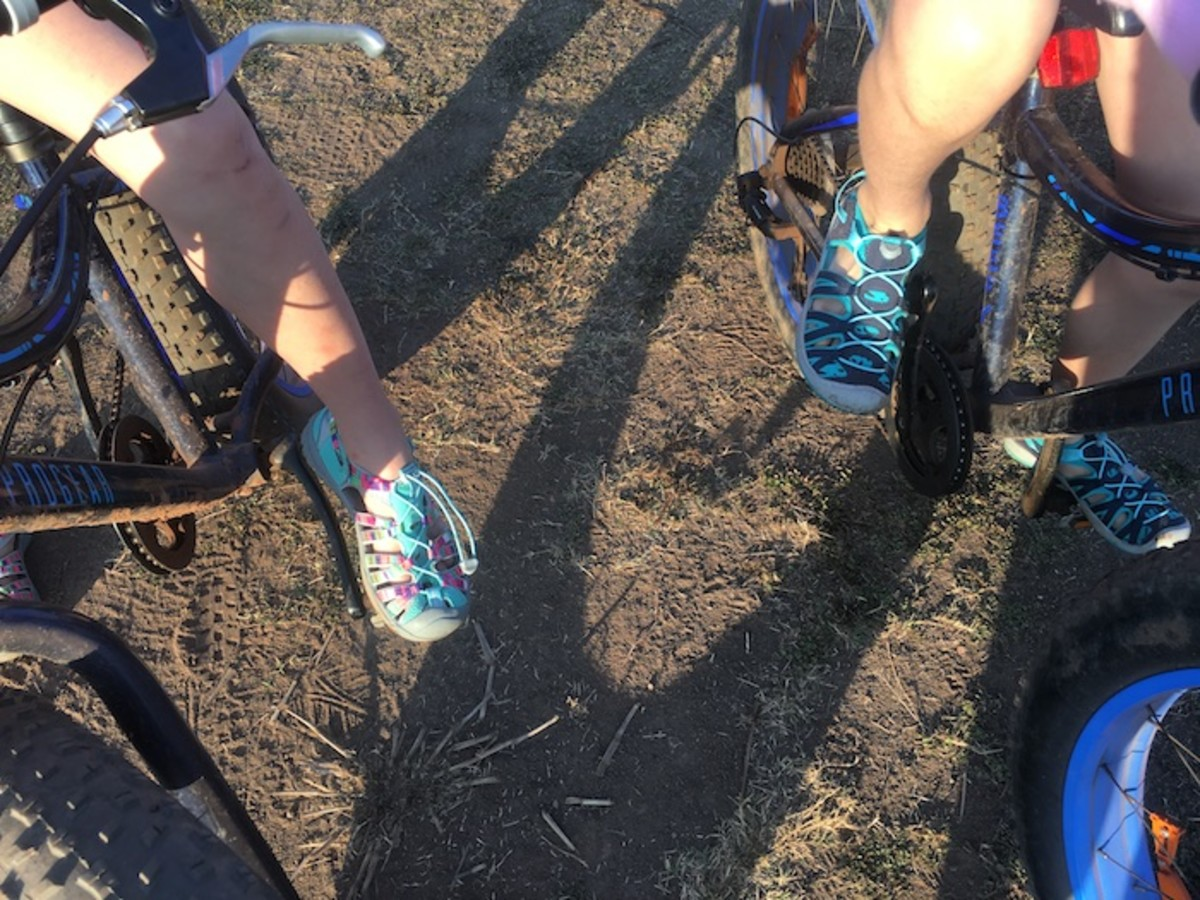 Keen footwer for kids