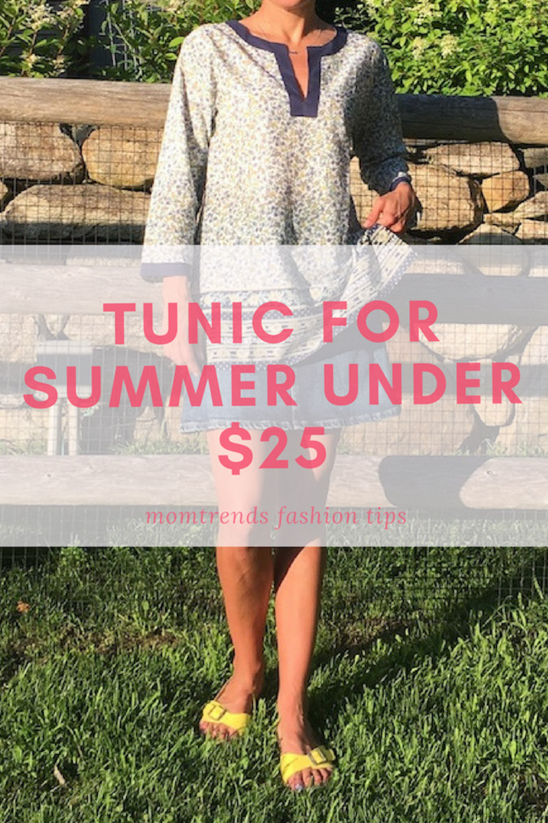 styish indian summer tunic for under 25