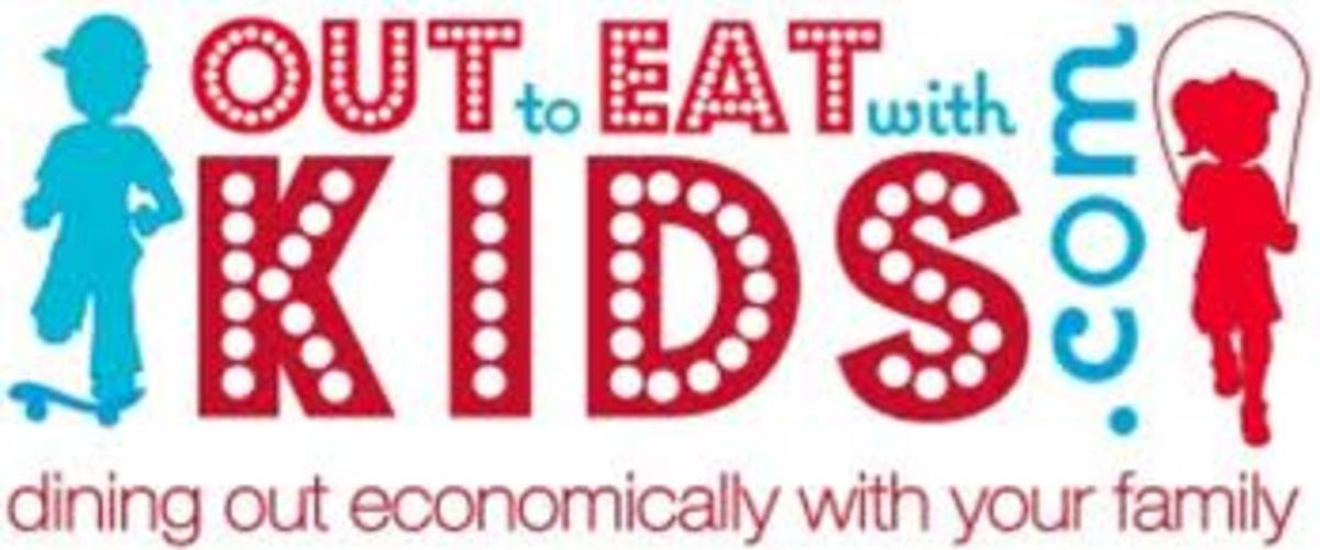 Out to Eat With Kids - Graphic 1