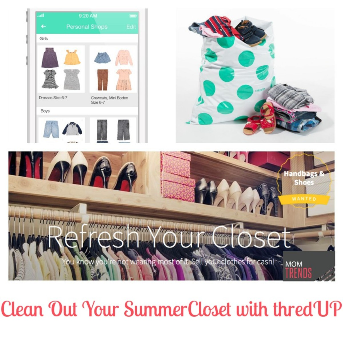 Clean Out Your Summer Clothes with thredUP