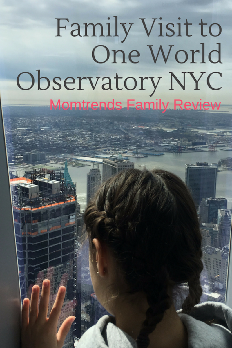 Family Visit One World Observatory: what to see and do