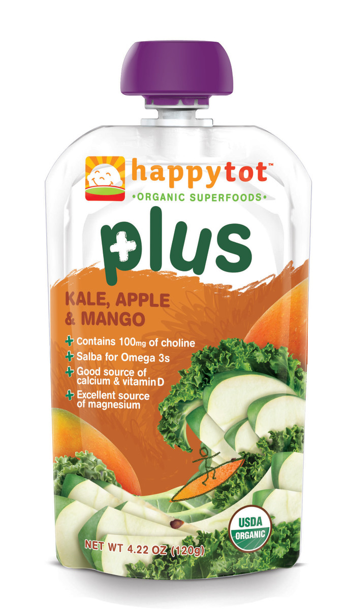 TotPlus_Kale, Apple & Mango