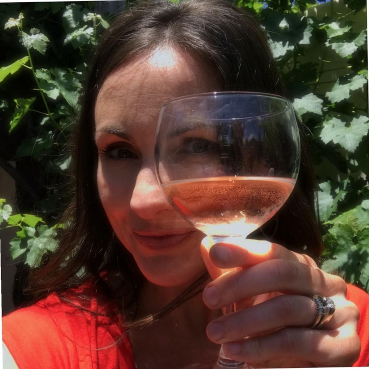 Rosé cheers