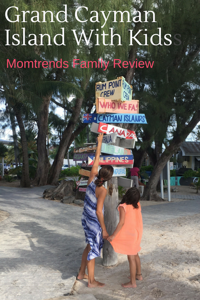 Grand Cayman Island With Kids trip planning Ideas