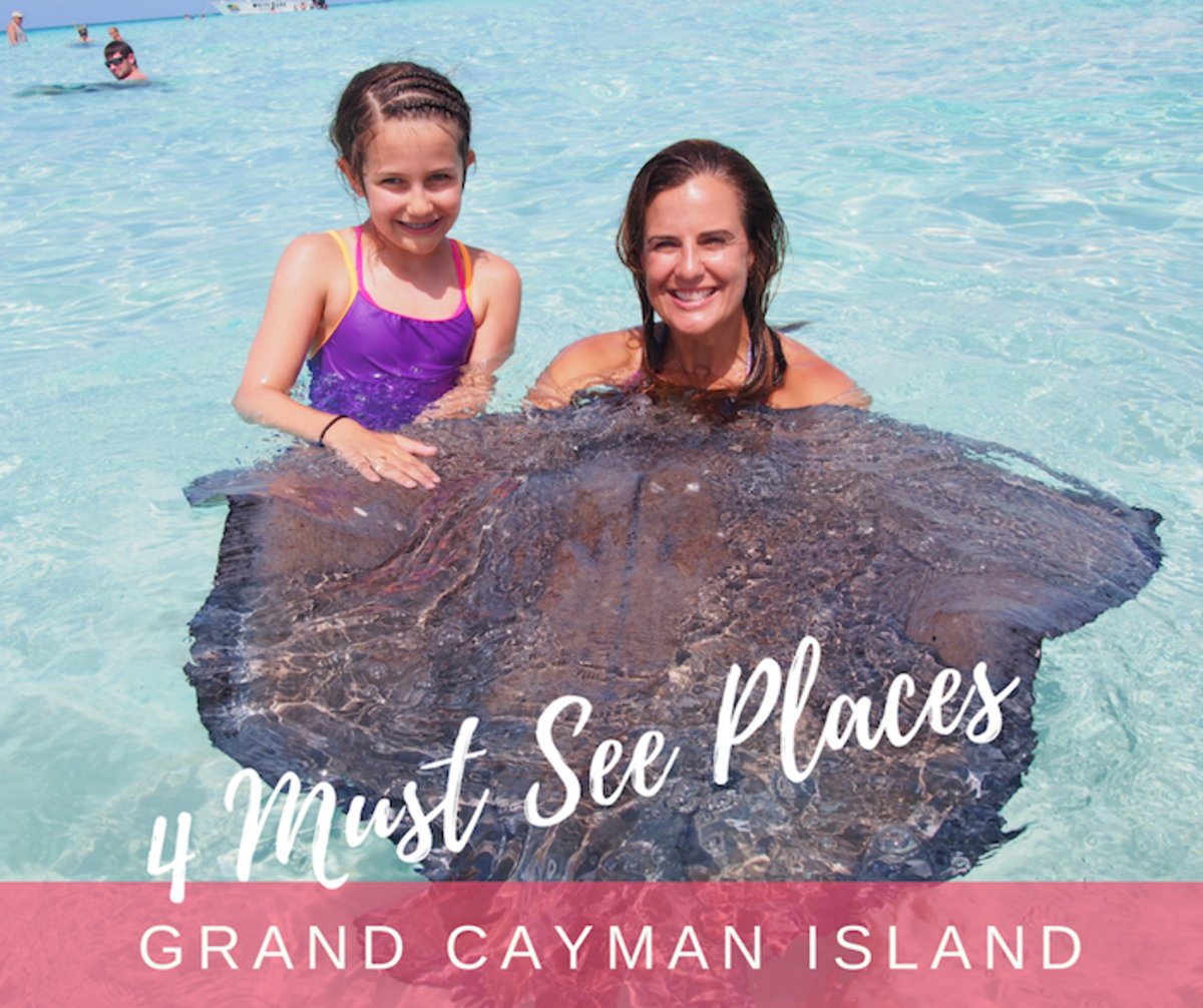 Grand Cayman Island With Kids