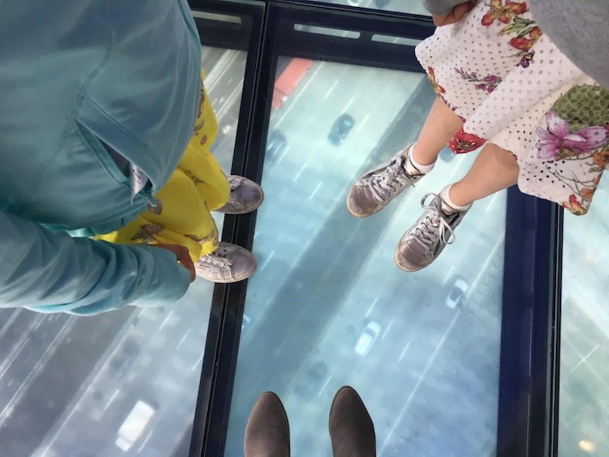 one world observatory elevator