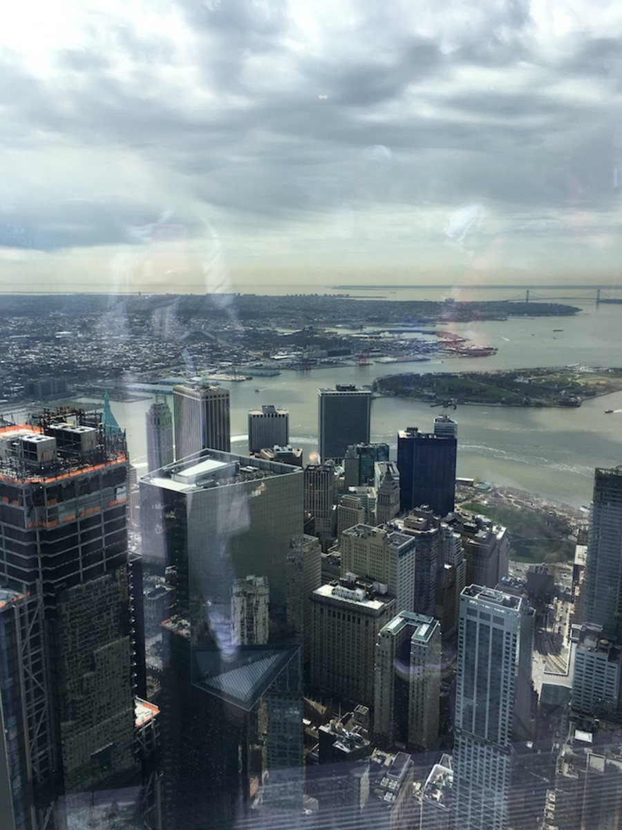views from one world observatory